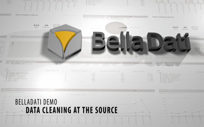 Data Cleaning Near the Source