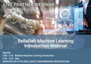 BellaDati Machine Learning Introduction